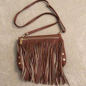 Hammitt VIP Fringe Crossbody Bag!